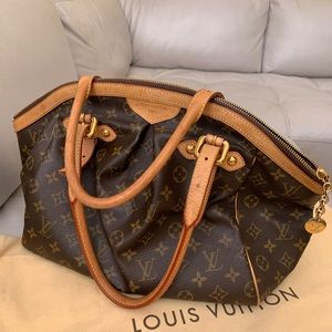 Louis Vuitton GM Tivoli handbag